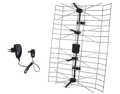 xj-003 tv antenna yagi